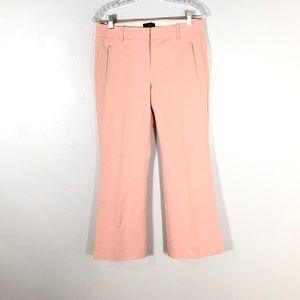 J. Crew Pink Crop Chino Pants    Size: 4